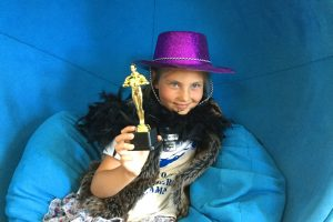 Arts Curriculum - Costume with Trophy