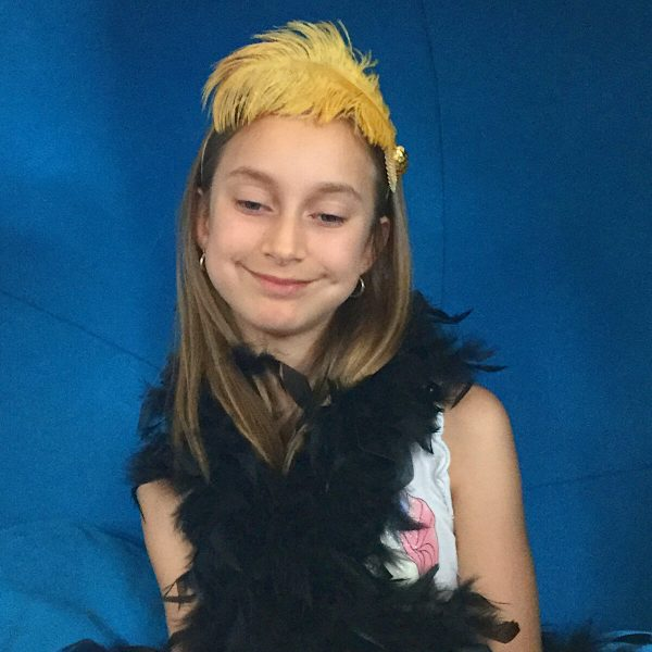 Arts Curriculum - Costume with Feathers & Boa