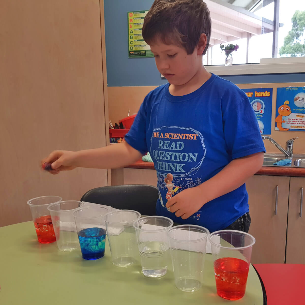 FAQs - Science Experiment
