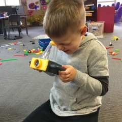 Gifted Children - Exploring Everything
