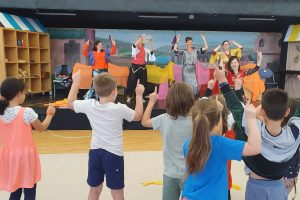 Harmony Day 2021 - Bollywood Dancing with Teachers