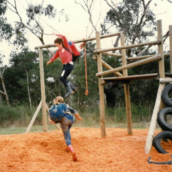 Our History - Adventure Playground from the 1980's
