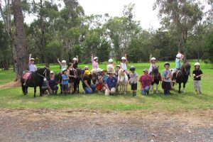 Horse Riding Lessons - Big Group