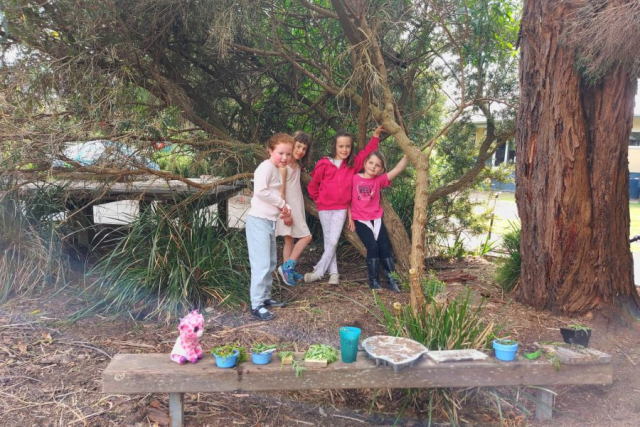Mud Kitchen Cafe and Kids