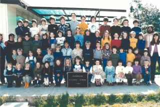 Our History - Group photo from 1983