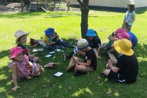 Outdoor Education - Grass Classroom