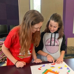 Personalised Learning - Girls Studying Plans