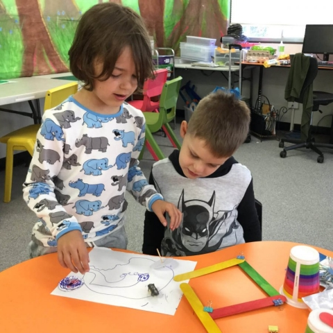 Personalised Learning - Working Together