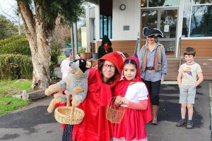 Primary School Homework - Dress Ups with Little Red Riding Hood