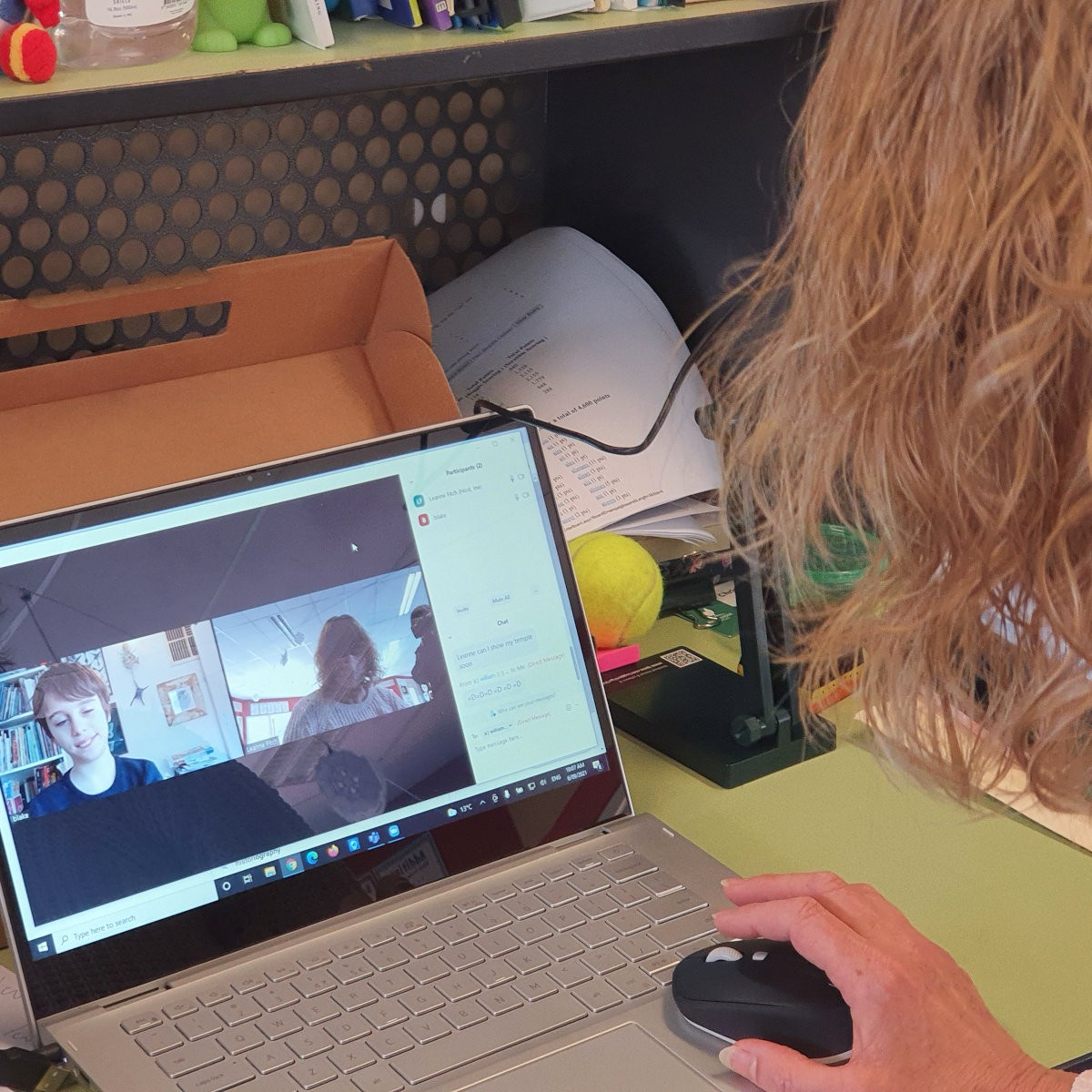 Remote Learning One-To-One Session