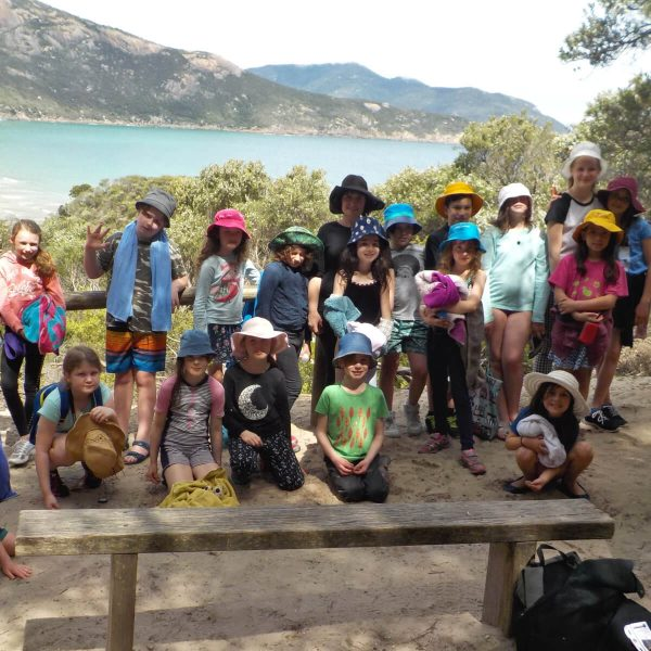 School Camp - Bush Walk & Ocean